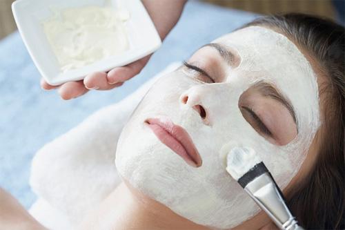 Кефирная маска для комбинированной кожи
