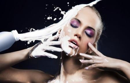 Маски для лица с молоком