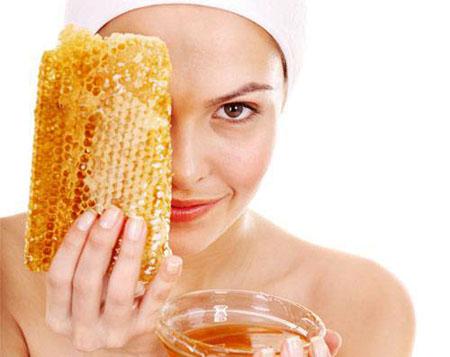 Медовые маски для сухой кожи лица