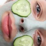 Огуречные маски для лица. Рецепты, нанесение.