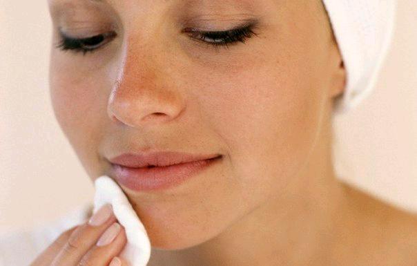 Очищающая маска для лица с аспирином