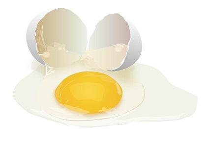 Маски для лица из яичного белка