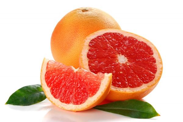 Маски из грейпфрута