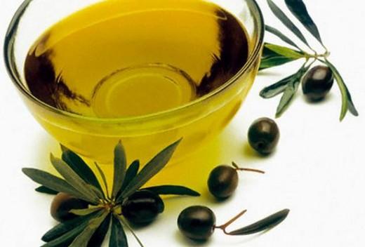 Маска для лица для сухой кожи с оливковым маслом