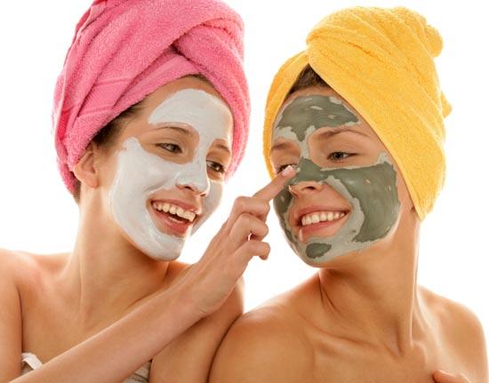 маски для лица