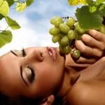 Маски для лица из винограда. Рецепты для ежедневного применения