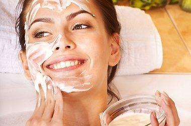 маска для лица из йогурта