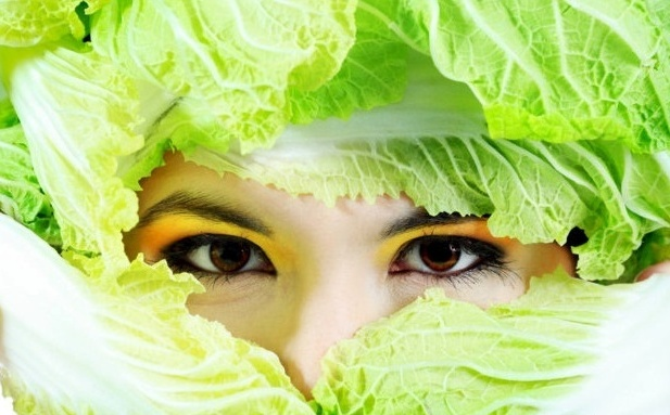 Маска для лица из капусты для всех типов кожи