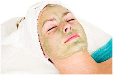 омолаживающие маски из алоэ для лица
