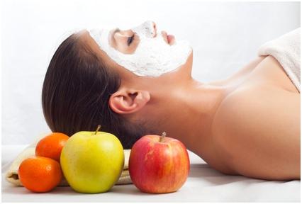 Маски для лица из яблока