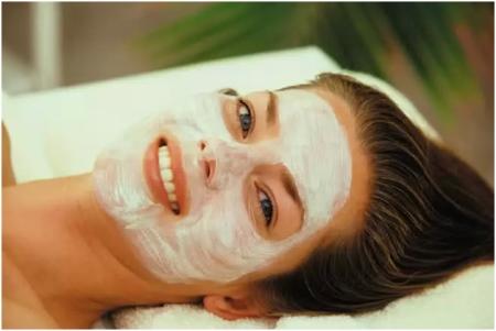 Абрикосовая маска для лица