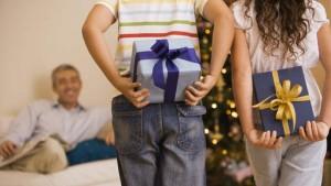 что подарить папе на новый год