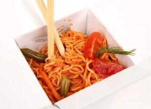Вкусные и полезные овощи с Вок