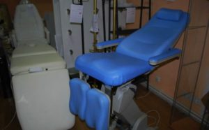 Как выбрать педикюрное кресло