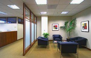 Обустройство офиса по принципу открытого пространства