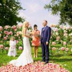 Идеи декора свадьбы на открытом воздухе