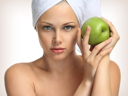 Маски для лица из фруктов