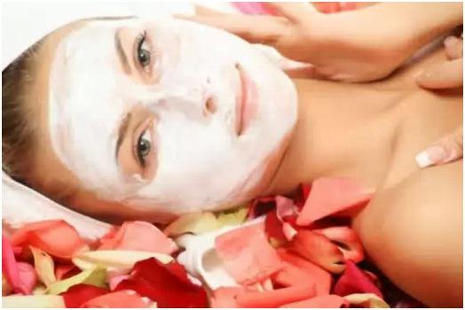 маски для лица с розой